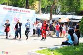 Món ngon giá rẻ tại Lễ hội Nhật - Việt 2016