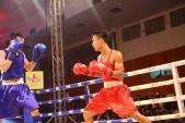 Võ sĩ người Đà Nẵng bảo vệ thành công đai vô địch boxing