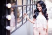 Vân Hugo: Góc khuất phía sau vẻ đẹp rạng ngời của một hot girl Hà Thành