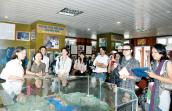 Quảng Ninh tạm dừng đón khách tại Trung tâm Văn hóa nổi Cửa Vạn