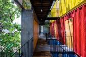 Có gì bên trong khách sạn container ở Nha Trang gây sốt trên báo Mỹ?