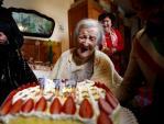Cụ bà 117 tuổi sống thọ nhờ ăn trứng sống liên tục trong nhiều năm