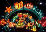 Khu vườn đèn lồng rực rỡ ngay tại Hà Nội