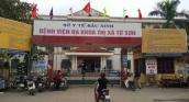 Sở Y tế Bắc Ninh biệt phái viên chức sau vụ bé sơ sinh tử vong