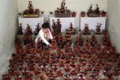 Bonsai linh chi gây sốt ở Trung Quốc