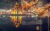 Top 4 địa điểm vui chơi Noel cho bé tại Hà Nội