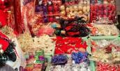 Thị trường đồ trang trí Noel 2016: Bị hàng ngoại nhập chiếm lĩnh...