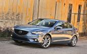 Cận cảnh chiếc Mazda 6 siêu rẻ giá chỉ 829 triệu đồng