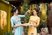 Hoa hậu Ngọc Hân hài hước trêu đàn em Tố Như