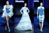 Show thời trang của Lê Thanh Hòa: Màu mè, diêm dúa
