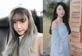 Quỳnh Anh Shyn, Jang Mi, Khởi My khác lạ với tóc đen