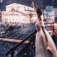 Nếu muốn lạc vào miền cổ tích, hãy đến Moscow mùa tuyết rơi