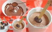Một cách uống cacao sữa nóng mới lạ cho dịp giáng sinh năm nay