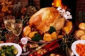 Cách làm gà tây bỏ lò – món ăn không thể thiếu trong đêm Giáng Sinh