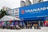 """Kinh doanh ảm đạm, vì sao cổ phiếu Trần Anh vẫn tăng """"sốc""""?"""