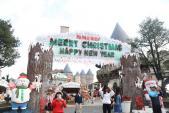 Noel cổ tích tại xứ sở Bà Nà Hills