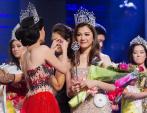 Nhan sắc nổi bật, thu hút của 'Tân Hoa hậu Phụ nữ Người Việt Quốc tế 2016'
