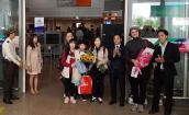 Đà Nẵng đón du khách đầu tiên trong năm mới 2017