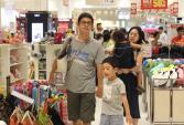 Tết Dương lịch: Hàng giảm giá