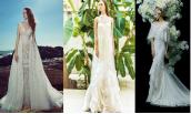 Xu hướng váy cưới hot cho cô dâu mùa Tết này