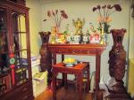 Tết Đinh Dậu 2017: Bài trí bàn thờ đúng phong thủy rước lộc vào nhà