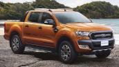 Ford triệu hồi gần 15.000 chiếc xe bán tải Ranger tại Việt Nam