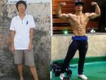 Sự thay đổi sau 6 năm tập gym của 9X từng nặng hơn 50 kg