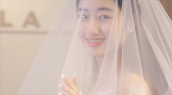 Tiết lộ váy cưới được thực hiện trong hơn 300 tiếng của Hoa hậu Thu Ngân