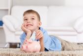 Dạy con những bài học đầu tiên về giá trị của đồng tiền