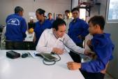 Mức hỗ trợ kinh phí khám bệnh nghề nghiệp cho người lao động