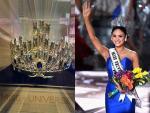 Vương miện Hoa hậu Hoàn vũ 2016 bị chê xấu thậm tệ