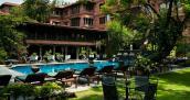 Bên trong khách sạn đẹp nhất đất Phật Nepal