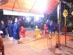 Tối mùng 6 Tết: 21 dòng họ ở Thạch Động đón ông Táo long trọng cầu bình an năm mới