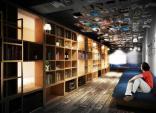 Khách sạn cho những mọt sách ở Tokyo, Nhật Bản