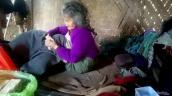 Cuộc đời bất hạnh của cụ bà đơn thân 87 tuổi cả đời không mua nổi 1 chiếc áo vẫn phải nuôi cháu tàn tật