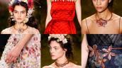 Váy áo cao cấp của Dior: 1.000 giờ mới hoàn thành