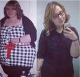Quyết tâm giảm 70kg do không đi nổi bằng nạng