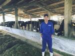 Làm giàu từ chăn nuôi bò sữa qua đôi mắt của một triệu phú Thị trấn Nông trường