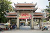 Những ngôi chùa của người xa xứ trên đất Sài Gòn