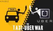 Bộ GTVT yêu cầu Uber ngừng kinh doanh vận tải trái phép