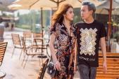 Đẹp và chất với style tình yêu của Versace Jeans & JustCavalli