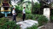 Ngày Xuân thăm khu tưởng niệm bác sĩ Y-éc-xanh
