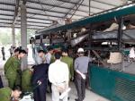 Vụ nổ xe khách ở Bắc Ninh: Diễn biến mới nhất từ cơ quan điều tra