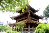 Xuân sang vãn cảnh đẹp cổ kính của chùa Nôm