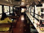 Chẳng muốn về khi lạc vào quán cafe xe bus độc lạ ở Hà Đông