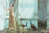 Tuyết Lan thực hiện bộ ảnh mới nhân dịp về Việt Nam