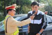 Các mức phạt đối với hành vi sử dụng bia rượu khi tham gia giao thông