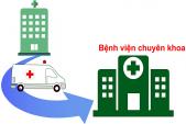Trường hợp được chuyển tuyến khám chữa bệnh bảo hiểm y tế