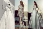 Những bộ sưu tập váy cưới mới nhất 2017 khiến các nàng phải thổn thức