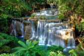Thái Lan đóng cửa thác nước nổi tiếng vì thiếu nước